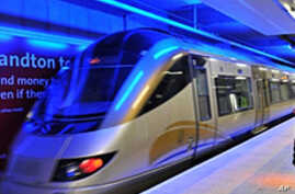 South Africa Launches Africa's First High-Speed Train