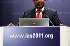 AIDS Conference Urges Treatment As Prevention