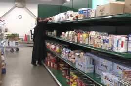 US Holiday Celebrating Bounty Comes as Government Cuts Food Program for Poor