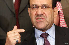 Outgoing Iraqi PM to Visit Iran to Bolster Candidacy