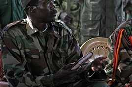 Central Africa Nations to Form Anti-LRA Fighting Force