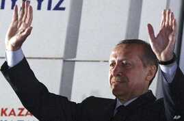 Turkey's Ruling Party Wins 3rd Term
