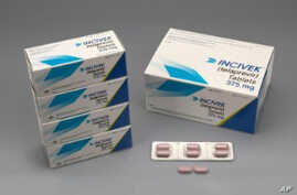 Telaprevir is one of two drugs expected to improve cure rates for people with hepatitis c.