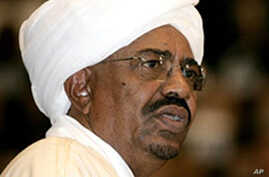 Sudan's Bashir Sworn In to Another 5-Year Term