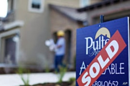 US Housing Prices Fall