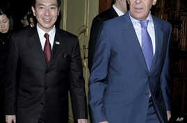 Russia, Japan Trade Insults Over Islands