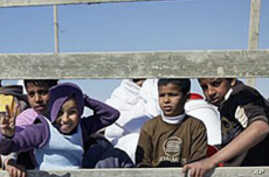 Children Paying Huge Price In Libyan Conflict