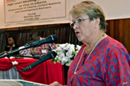 UN Wants Security Sector Reform Before Liberian Elections