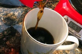 Someone pouring a cup of coffee. Drinking coffee could increase your health benefits, according to a new study,Thursday, Nov 23, 2017. (Photo: Diaa Bekheet)
