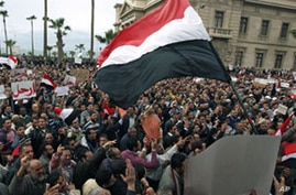 Egypt's State-Run TV Aims to Discredit Anti-Government Protesters