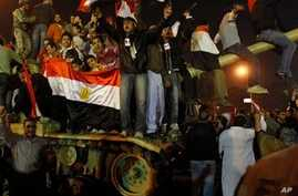 What It Was Like in Tahrir Square When Mubarak Resigned