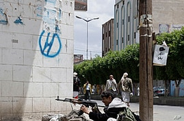 Yemeni Tribesmen Take Control of Government Buildings in Sana'a