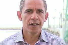 Obama Promises to Help Americans Hurt by Gulf Oil Spill