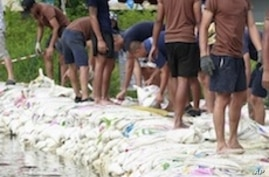 Aid Arrives for Flood-Swamped Thailand, Cambodia