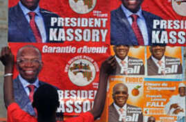 Clash Breaks Out Before Guinea Elections