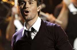 Enrique Iglesias (file photo)