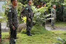 At least 12 Philippine Troops Dead in Shootout