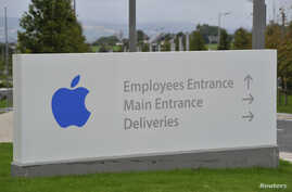 FILE - Apple Operations International, a subsidiary of Apple Inc, is seen in Hollyhill, Cork, in the south of Ireland.