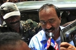 Indian Politician, Businessman Arrested in Illegal Mining Case