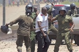 Guinea Police Clash With Protesters, 2 Dead