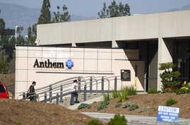 The formation of a federal cybersecurity agency comes in the wake of attacks on health insurer Anthem Insurance, whose Los Angeles offices are shown above, and other major U.S. companies.