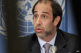 Tomas Ojea Quintana, United Nations Special Rapporteur on the situation of human rights in Burma (file photo)