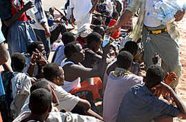 Record Number of East Africans Flee to Yemen