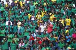 South Africa's African National Congress Celebrates 100th