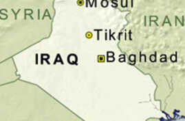 15 Iraqi Soldiers Die in Bomb Disposal Accident