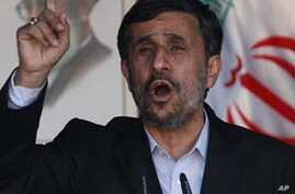 Ahmadinejad Casts New Doubts on Talks with West