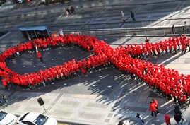 South Korea World AIDS Day