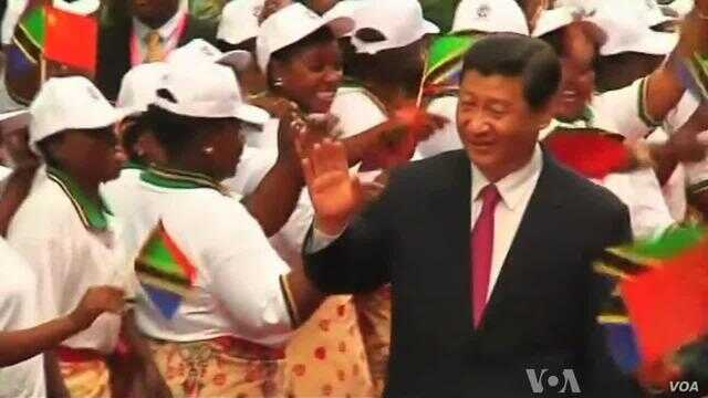 China Works to Improve Image in Africa