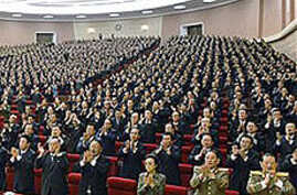 North Korean Supreme Leader's Son Elevated to Key Posts
