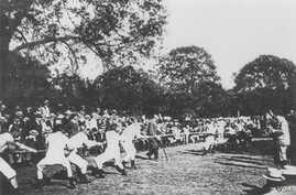 Tug-of-War 1900 Olympics
