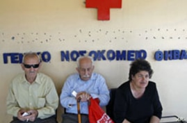 Greek Doctors Warn of 'Health Catastrophe'