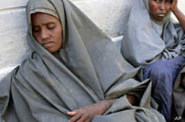 Somali Women Face Rape, Sexual Assault as They Flee Famine