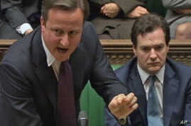 Cameron Defends Veto of EU Financial Agreement
