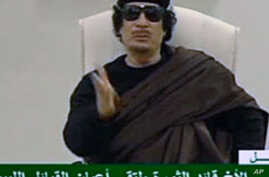 International Warrant for Gadhafi Expected