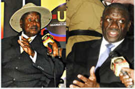 Uganda's Museveni, Besigye Set for Third Electoral Face-Off