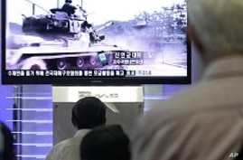 New Shelling Reported in Disputed Korean Waters