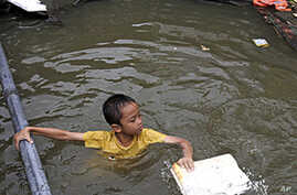 Death Tolls Rise From Southeast Asia Flooding