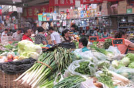 Wealthier China Helps Keep Food Prices High