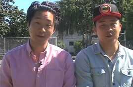 David and Andrew Fung of The Fung Brothers