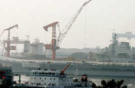 China Advances Maritime Ambitions With Its Growing Economy