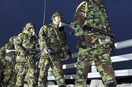 South Korean Military Starts Live-Fire Drills