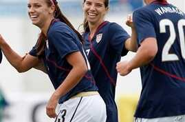 US Women Gear Up for World Cup