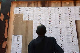 99 percent of the DRC population didn't vote in last week's constitutional referendum. Now they say they are ready to vote. (Katarina Höije/VOA)