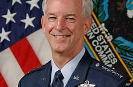 Commander of the U.S. Southern Command General Douglas Fraser (undated photo)