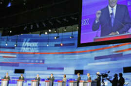 Republican Presidential Contenders Speak Out on Israel, Iran, China