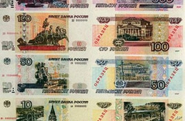 Russian Economic Forum Shows Signs of Tension